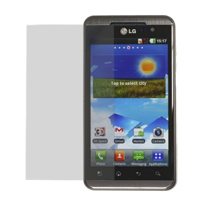 Screen Protector Film for LG Optimus 3D P920/LG P925 THRILL 4G