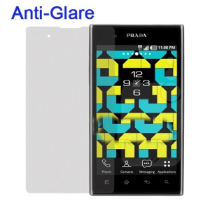 Anti-Glare Frosted Screen Guard for LG Prada 3.0 P940 K2