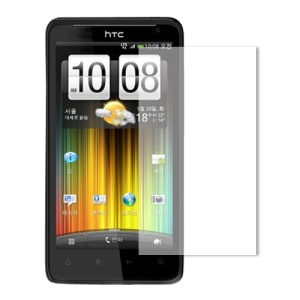 Ultra Clear LCD Screen Protector for HTC VIVID LTE 4G / HTC Raider 4G Holiday X710E G19