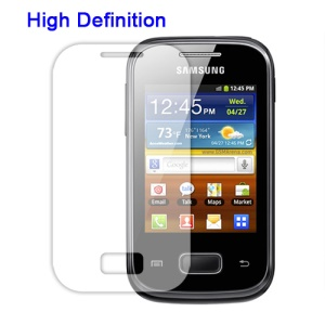 High Definition Screen Protector for Samsung Galaxy Pocket S5300