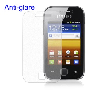 Samsung Galaxy Y S5360 Anti-Glare screen protector