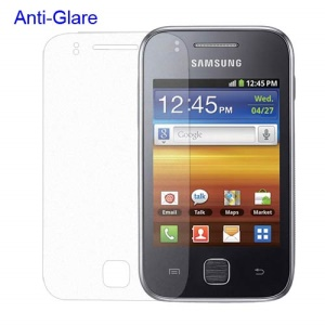 Matte Anti-Glare Screen Protector Cover Guard for Samsung Galaxy Y TV S5367