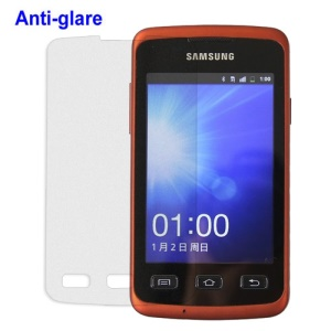 Anti-Glare Matte LCD Screen Protector for Samsung S5690 Galaxy Xcover