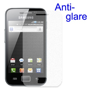 Frosted Anti-Glare Screen Guard for Samsung Galaxy Ace S5830