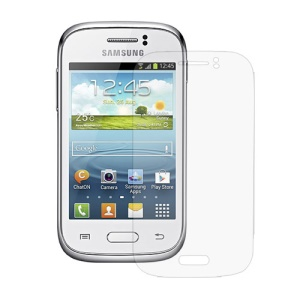 Clear LCD Screen Protection Flim for Samsung Galaxy Young S6310