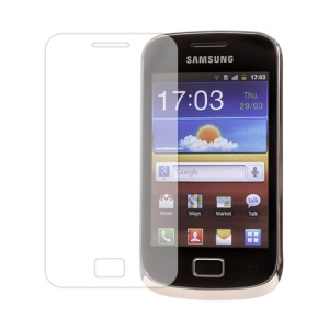 Clear LCD Screen Guard for Samsung Galaxy Mini 2 S6500