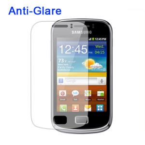 Anti-glare Frosted Screen Guard for Samsung Galaxy Mini 2 S6500