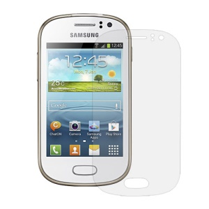 Clear Cell Phone Screen Protector Guard for Samsung Galaxy Fame S6810
