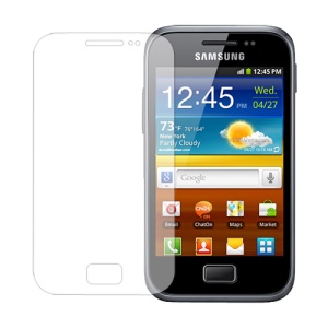 Clear LCD Screen Guard for Samsung Galaxy Ace Plus S7500