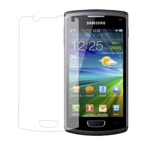 Clear LCD Screen Guard for Samsung Wave 3 / III S8600