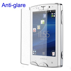 Sony Ericsson Xperia Mini Pro SK17i Anti-Glare Frosted Screen Protector