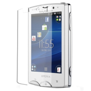 Screen Protector Guard Film for Sony Ericsson Xperia mini pro (SK17i)