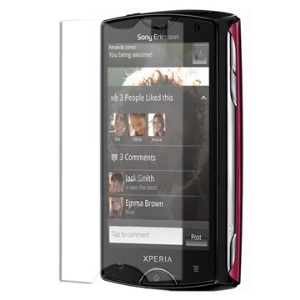 Clear Screen Protector for Sony Ericsson Xperia mini ST15i ST15a