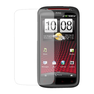 LCD Screen Protector Guard for HTC Sensation 4G G14 XE