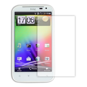 Ultra Clear LCD Screen Protector for HTC sensation XL X315e G21
