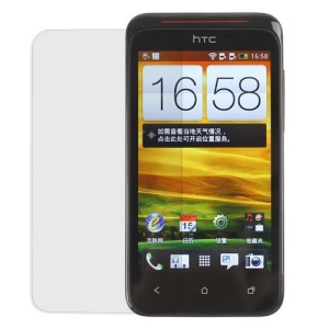 Clear LCD Screen Protector Film for HTC Desire VC T328D