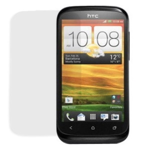Clear LCD Screen Protector Film for HTC Desire X T328e Desire V T328w