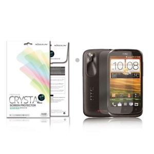 Nillkin Super Clear Anti-Fingerprint Protective Film for HTC Desire V T328w Desire X T328e (Suite Edition)