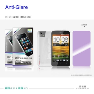 Nillkin Scratch-Resistant Anti-Glare Screen Film for HTC T528d One SC