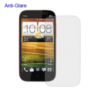 Anti-Glare Matte LCD Screen Protector Film for HTC One SV / One ST T528t