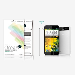 Nillkin Crystal Super Clear Anti-fingerprint Screen Film Protector for ZTE V987