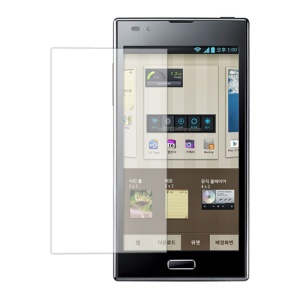 Clear LCD Screen Protector for LG Optimus LTE2 VS930