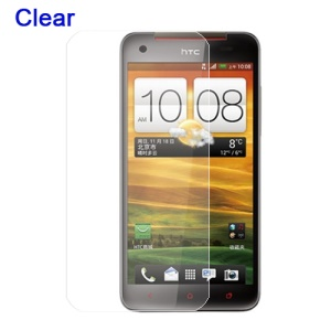 Super Clear LCD Touch Screen Protector Film for HTC Droid DNA X920e