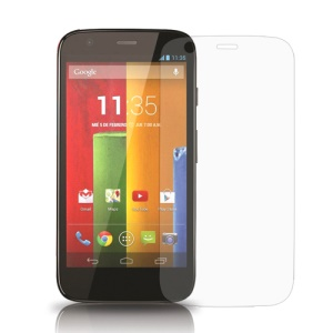 Clear LCD Screen Guard Film for Motorola Moto G DVX XT1032