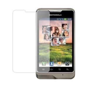 Clear LCD Screen Guard for Motorola XT390