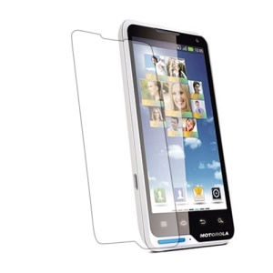 Clear LCD Screen Protector for Motorola Motoluxe XT615