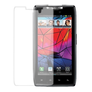 LCD Screen Protector for  Motorola Droid Razr XT910 XT912 XT915 / MAXX