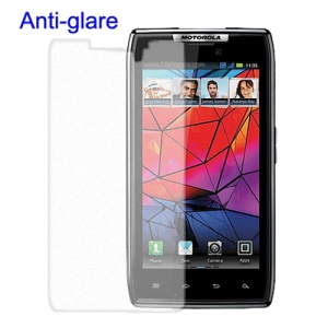 Anti-Glare Screen Guard for Motorola Droid Razr XT910 XT912 XT915 / Maxx