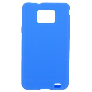 Flexible & Soft Silicone Case for Samsung I9100 Galaxy S II