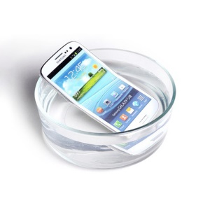 Reusable Silicone Waterproof Case for Samsung Galaxy S 3 / III I9300 I747 L710 T999 I535 R530