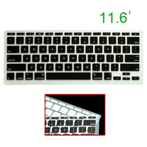 Soft Silicone Keyboard Cover Skin Protective Film for Apple MacBook Air 11.6 inches