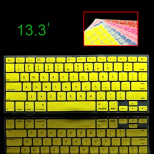 "Silicone Keyboard Skin Cover Protective Film for Macbook Pro 13.3"" 15.4"" inch"
