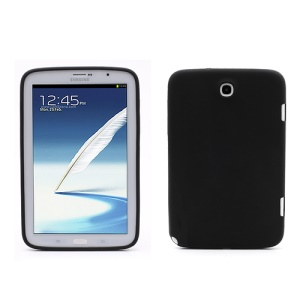 Soft Silicone Case Cover for Samsung Galaxy Note 8.0 N5100 N5110 - Black