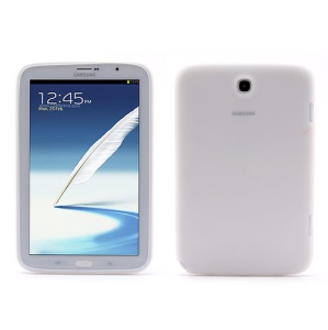 Soft Silicone Case Cover for Samsung Galaxy Note 8.0 N5100 N5110 - White