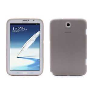 Soft Silicone Case Shell for Samsung Galaxy Note 8.0 N5100 N5110 - Grey