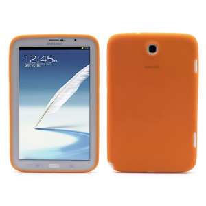 Soft Silicone Case Cover for Samsung Galaxy Note 8.0 N5100 N5110 - Orange