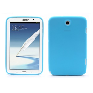 Soft Silicone Case Cover for Samsung Galaxy Note 8.0 N5100 N5110 - Baby Blue