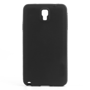 Black Soft Silicone Case for Samsung Galaxy Note 3 N9000 N9005 N9002