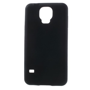 Black for Samsung Galaxy S5 G900F Soft Silicone Shell