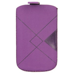 Soft Cloth Sleeve Case for HTC Desire HD, HD7 and Other Mobile Phone, Size: 13*7.5 cm