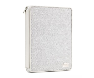 ROCK Simplicity Series Multi-function Sleeve Pouch Bag Case for iPad Air 5 4 3 2 9.7-inch Tablet PC, Size: 25 x 19.5 x 2.5cm - Grey