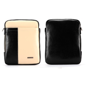 KLD Tao Series Multi-functional Shoulder Bag Case for iPad / 10.1 inch Tablet PCs, Size: 28 x 22cm - Black