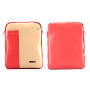 KLD Tao Series Multi-functional Shoulder Bag Handbag for iPad / 10.1 inch Tablet PCs, Size: 28 x 22cm - Pink