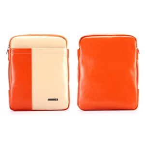 KLD Tao Series Multi-functional Shoulder Bag Messenger Bag for iPad / 10.1 inch Tablet PCs, Size: 28 x 22cm - Orange