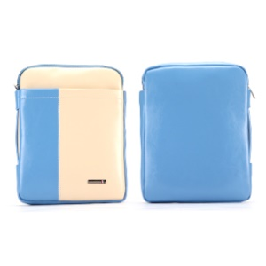 KLD Tao Series Multi-functional Messenger Bag for iPad / 10.1 inch Tablet PCs, Size: 28 x 22cm - Baby Blue