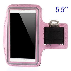 Running Sports Armband Pouch for Samsung Galaxy Note 3 N9005, Size: 151.2 x 80mm - Pink